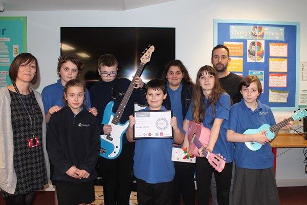 Queensway South Music Award